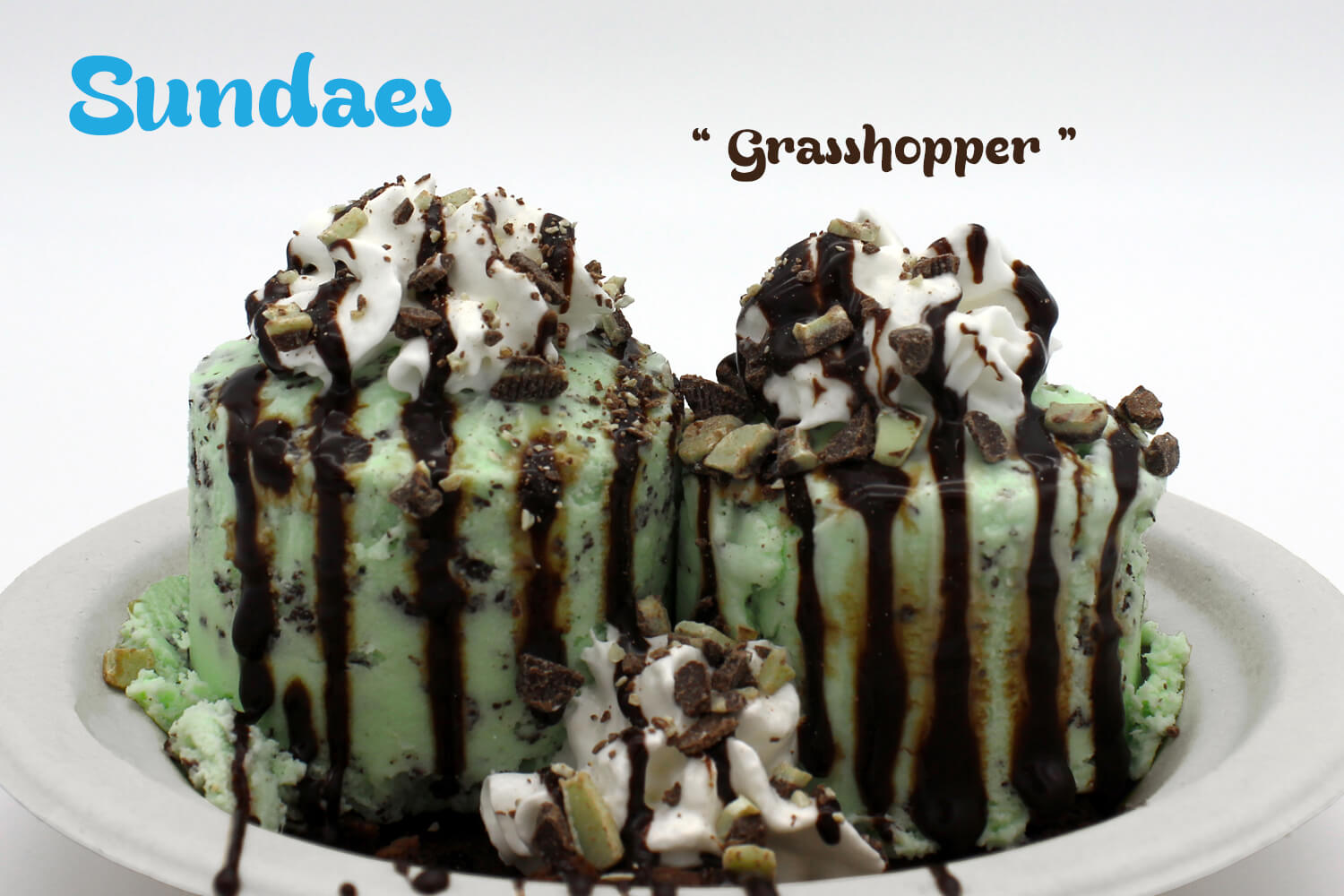 Sundae Grasshopper - Home
