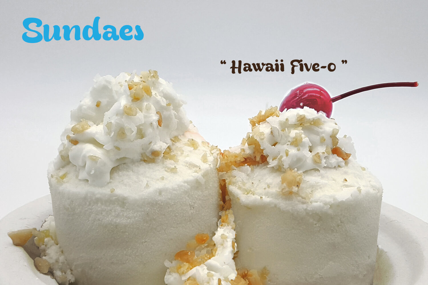 Sundae Hawaii Five  - Home