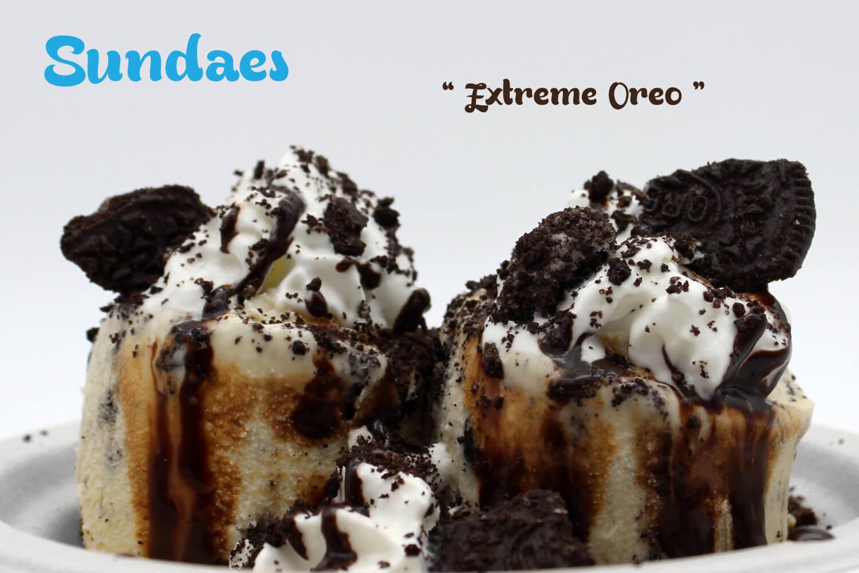 Sundae Oreo - Home