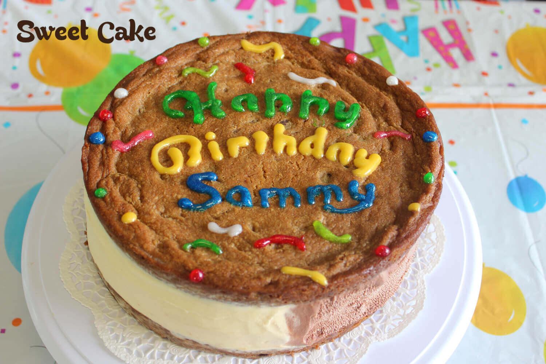 Sweet Cake - Home